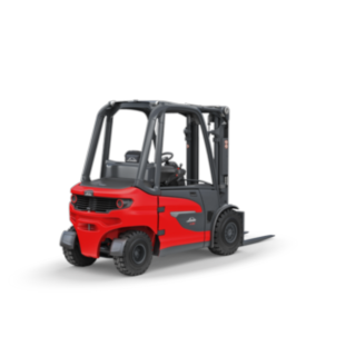 X20 – X35 electric forklift truck from Linde Material Handling