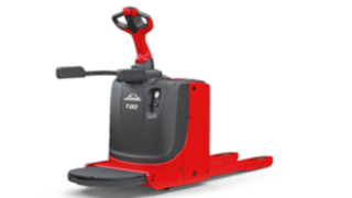 The T16–T20 P pallet trucks from Linde Material Handling
