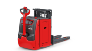 D10 pallet stacker from Linde Material Handling
