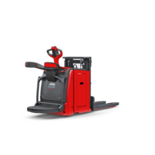 Pallet stacker D10 AP from Linde Material Handling