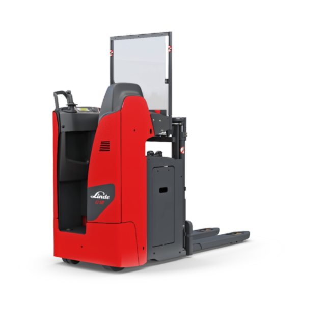 Pallet stackers D12 / SF from Linde Material Handling