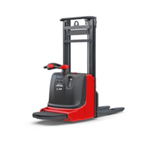 Pallet stacker L14 P from Linde Material Handling