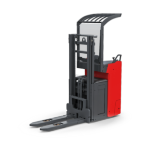 Electric pallet stacker L14–L16 R from Linde Material Handling