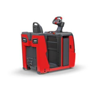 The electric tow tractors P40–P60 C from Linde Material Handling