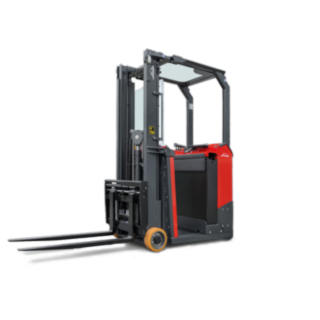 The E10 electric forklift truck from Linde Material Handling