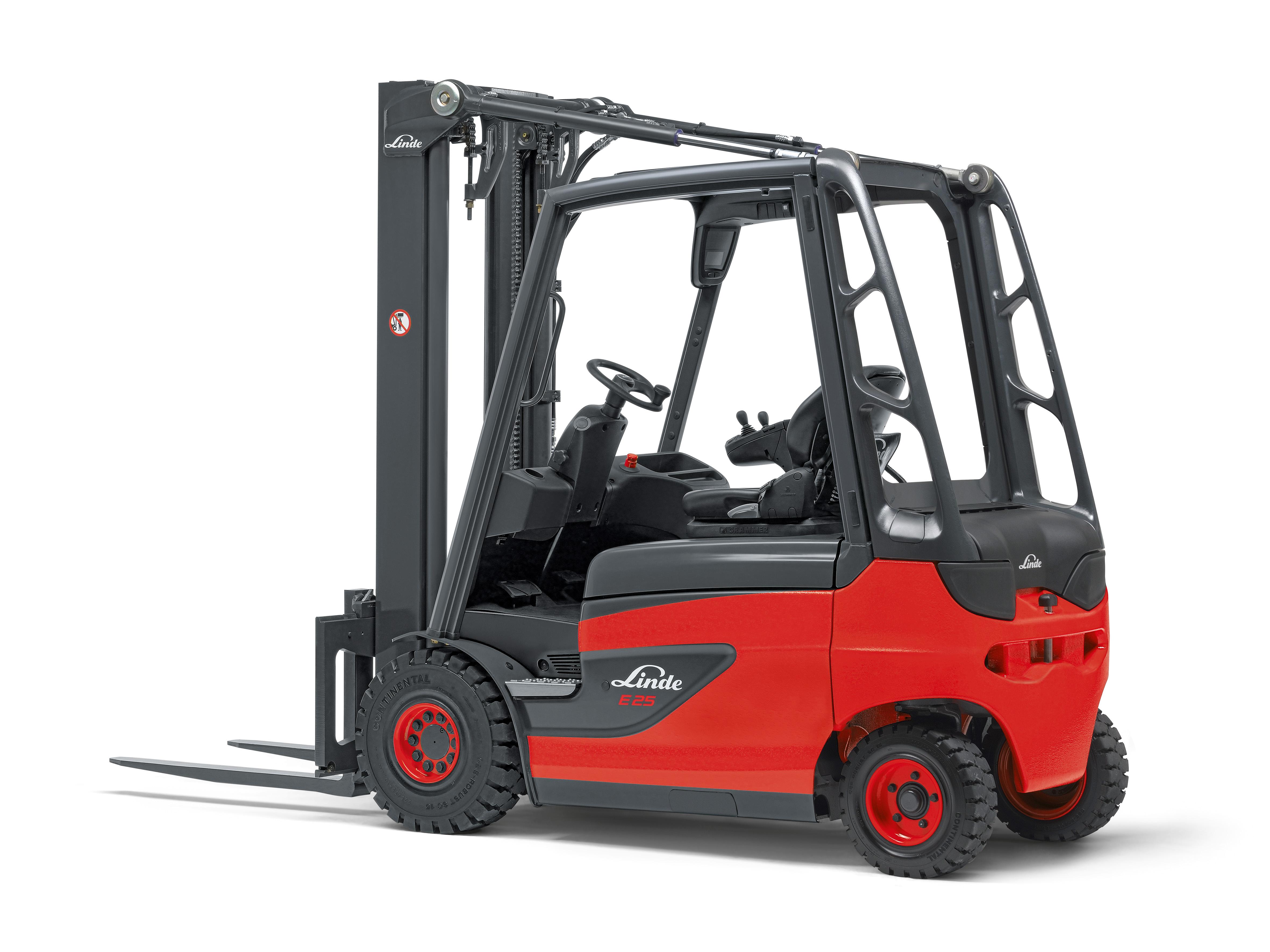 E20 E35 Electric Forklift Truck