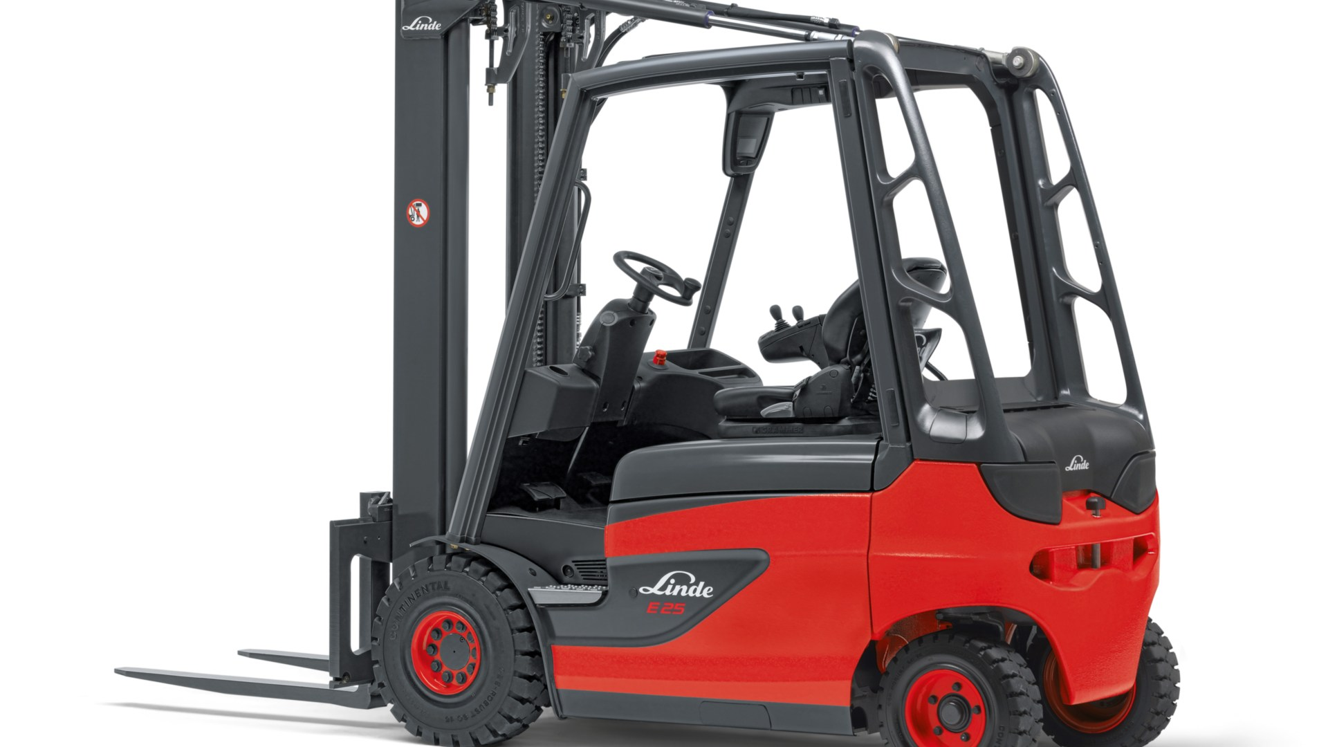 E20 E35 Electric Forklift Truck