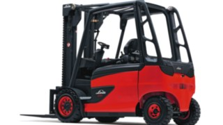 E35 – E50 electric forklift truck from Linde Material Handling