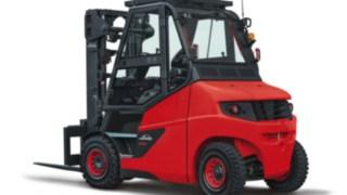 The Linde Material Handling E-truck E60 - E80
