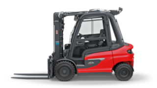 Comfort cabin for the Linde X20 – X35