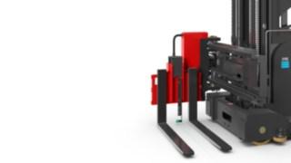 Crossline laser from Linde Material Handling