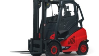 Beverage version Linde forklift trucks