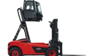 Linde forklift truck H 100 – HT180 D lift cab