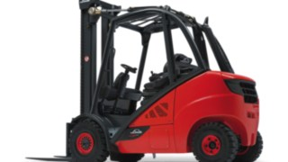 The Linde H25 – H35 EVO IC truck