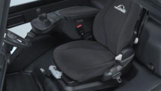 Linde swivel seat forklift