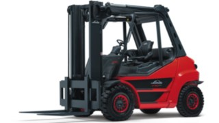 The Linde Material Handling IC truck H50 – H80 EVO