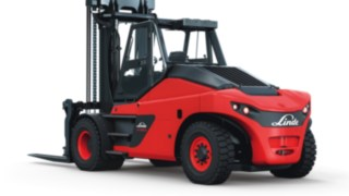 The Linde Material Handling HT100 – HT180 Ds IC trucks