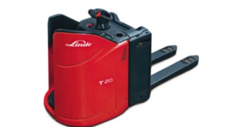 Pallet trucks T20 – T25 AP/SP from Linde Material Handling