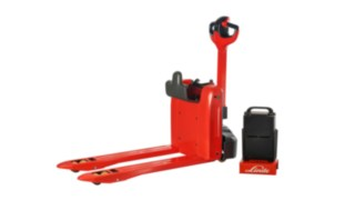 Lithium-ion battery for the MT15 from Linde Material Handling