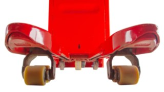 Hydraulic castor wheels from Linde Material Handling