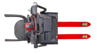 Different fork dimensions from Linde Material Handling