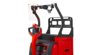 Accessory fixtures for pallet trucks from Linde Material Handling