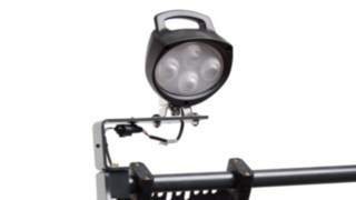 LED working lamp from Linde Material Handling
