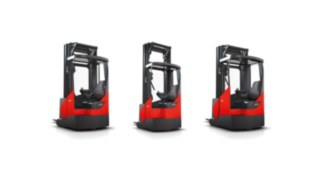 The three core model variants of the X range are as follows: R14 X/R14 X HIGH, R16 X and R17 X/R17 X HD