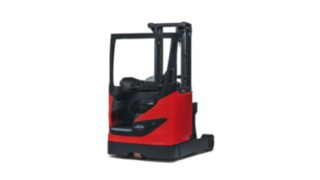 The Linde Reach Truck R10 - R16 B
