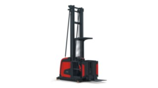 The Linde Material Handling order picker V