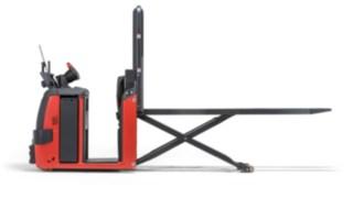 Steering wheel of the N20C series order pickers from Linde Material Handling