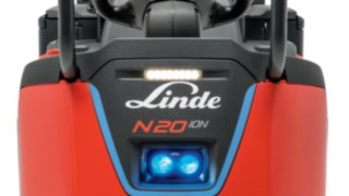 The BlueSpot™ from Linde Material Handling for the N20 XL order pickers