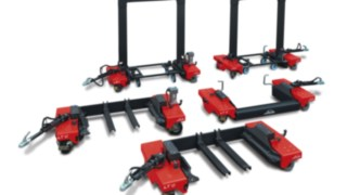 Linde logistic trains LT06 – LT20