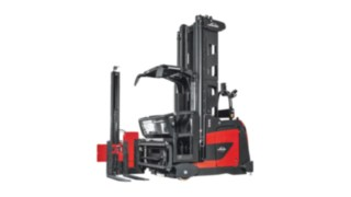 the Linde Material Handling automated truck K-Matic