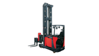 The Linde Material Handling VNS truck A