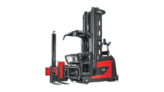 The Linde Material Handling automated trucks K-MATIC