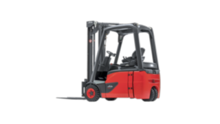 Linde E12 – E20 EVO electric three-wheel forklift truck