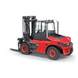 The Linde Material Handling H100 – H180 D IC trucks