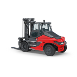 The Linde Material Handling HT100 - HT180 Ds IC trucks