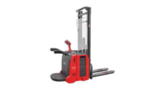 The Linde Material Handling double stacker L12 - L14 AP/SP, D12 - D14 AP/SP