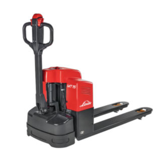 The electric pallet truck MT15 from Linde Material Handling
