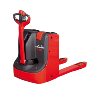 Pallet truck T18 from Linde Material Handling