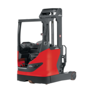 The Linde Reach Trucks R10 - R25