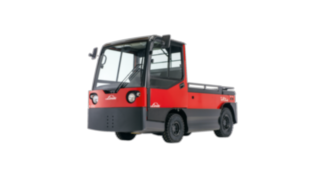 Electric Load Transporter P250 from Linde Material Handling