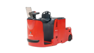 P30 electric tow tractor from Linde Material Handling