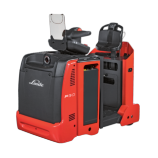 P30 – P50 C electric tow tractors from Linde Material Handling