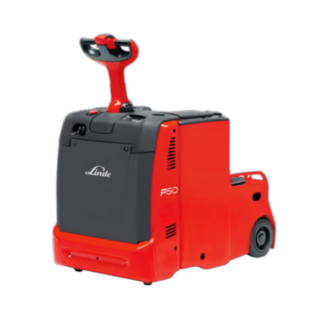 P50 pedestrian tow tractor from Linde Material Handling