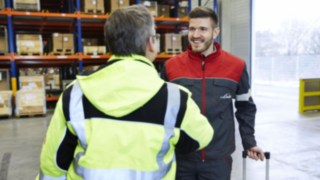 Service from Linde Material Handling