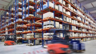 driver training by Linde Material Handling