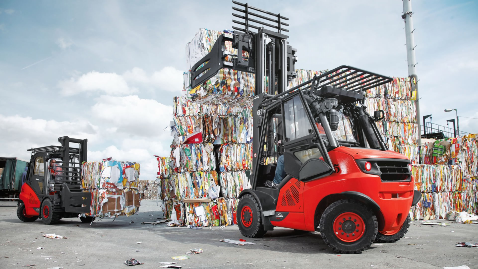 Ic Trucks From Linde Material Handling